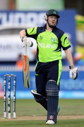 Cricket: Ireland suffer Rankin blow