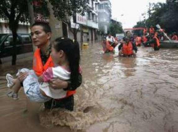 امریکی ریاست لوڑیانہ وچ سیلاب نے تباہی مچا دِتی، 6 بندے ہلاک