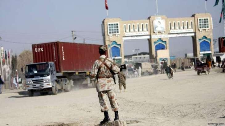 پاک افغان سرحد اُتے دہشتگرداں دی آوا جاوی روکن لئی پہاڑاں اُتے ہور فوجی دستے تعینات