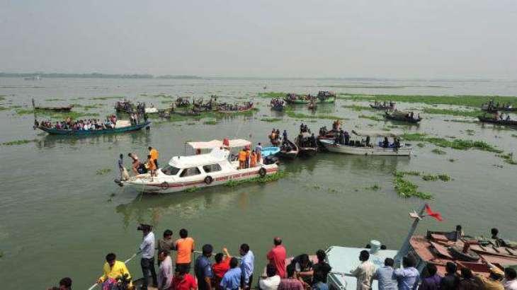 رحیم یار خان : کشتی دریا وچ ڈُب گئی، 2 بال ہلاک، سوانی زخمی