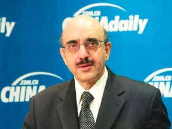 Masood Khan elected as new President of AJK