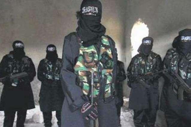 Karachi Police arrested four terrorists of banned Lashkar e Jhangvi