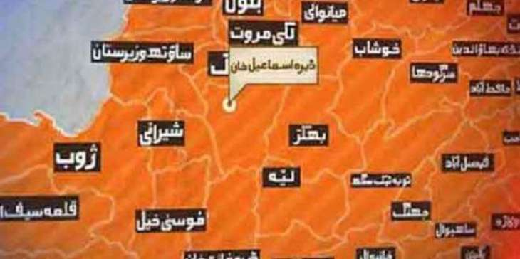 Fight between members of District Council in DI Khan