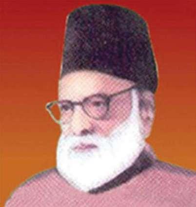 Tributes paid to Baba-e-Urdu Molvi Abdul Haq