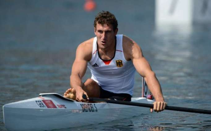 Olympics: Brendel, Carrington retain canoe-kayak titles
