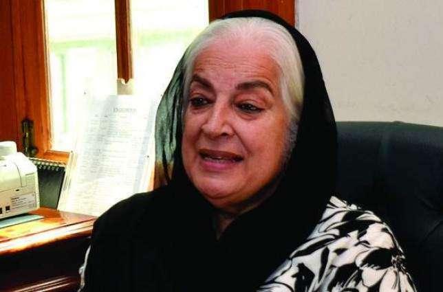 Pakistan progressing despite difficulties: Zakia Shahnawaz