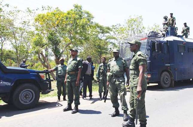 150 arrested in Zambia over poll protest