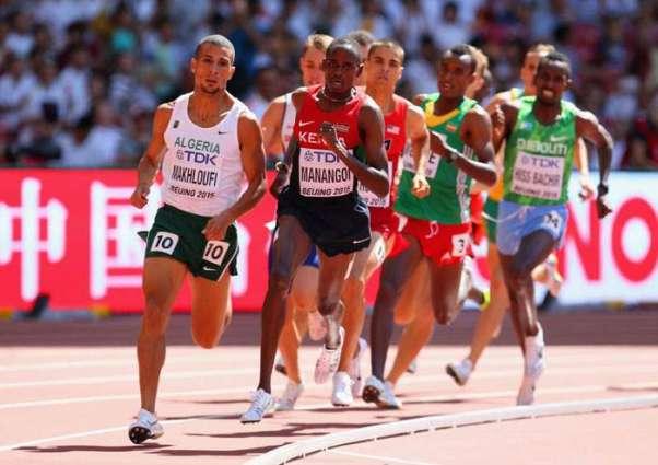 Olympics: Makhloufi, Kiprop advance to 1500m semis