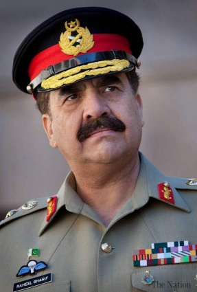 الجنرال راحيل شريف رئيس أركان الجيش يصادق على أحكام الإعدام بحق11 إرهابيا