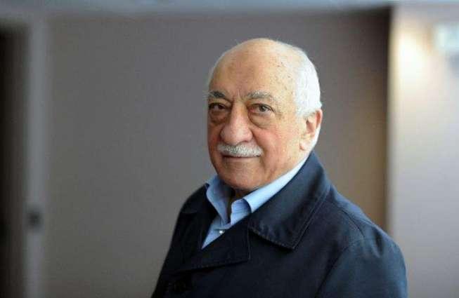 Turkish prosecutors demand two life terms for Gulen