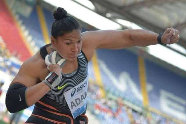 Olympics: Champion Adams relieved to win on Rio debut