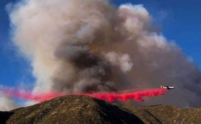 More than 82,000 flee California fires: authorities