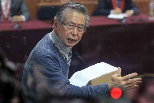 Peru ex-president's embezzlement sentence overturned