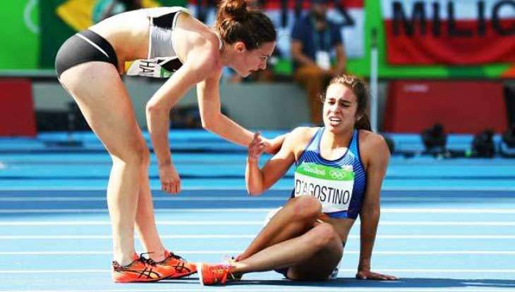 Olympics: Runners given final berth after crash drama