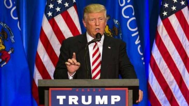 Trump says Democrats have 'betrayed' African-Americans