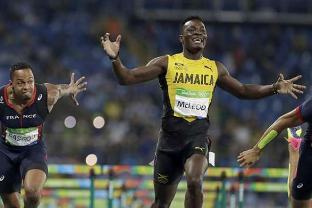 Olympics: McLeod brings Jamaica more glory, Rio crowds slammed over abuse