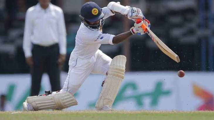 Cricket: Marsh falls after Sri Lanka set Aussies 324 to win