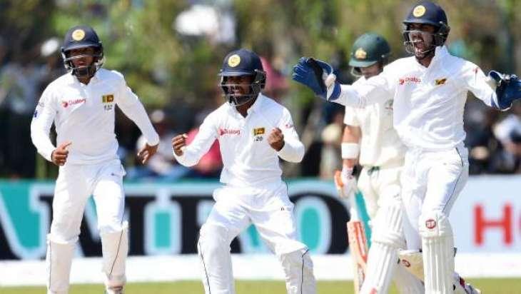 Cricket: Whitewash as Sri Lanka wins 3rd Australia Test