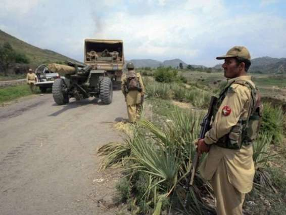 Tribal elders vow to supporting security forces in flushing out militants from Bajaur agency