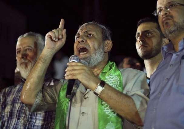 Israel arrests Hamas election committee member