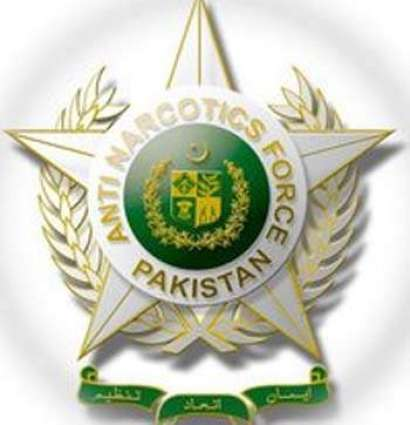 ANF recovers 6.9 tons narcotics worth od Rs 10 bln