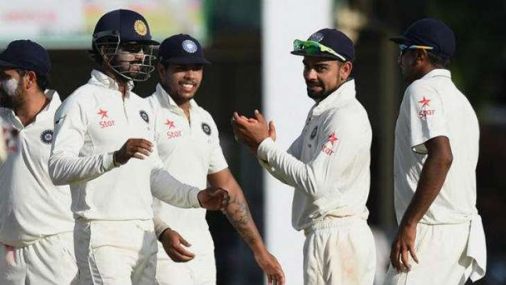 Cricket: India topple Australia as number one Test side