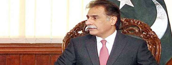 Pakistan's leadership committed to cement Pak-German ties: Ayaz