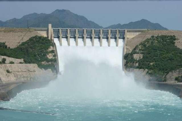 اتلے علاقیاں اچ ساونڑ دا مینھ، تربیلا ڈیم اچ پانڑیں دی سطح 1539.40 ،منگلا ڈیم اچ1242.2فٹ تھی گی
