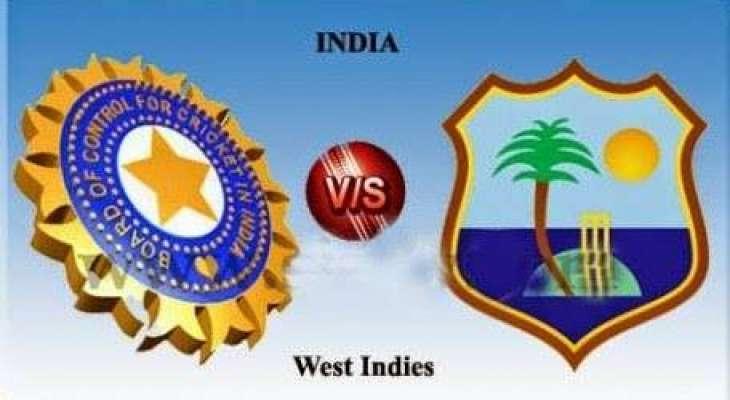 ویسٹ انڈیز اتے بھارت وچال چوتھا اتے چھیکڑٰ ی ٹیسٹ میچ اج (خمیس )توںشروع تھیسی
