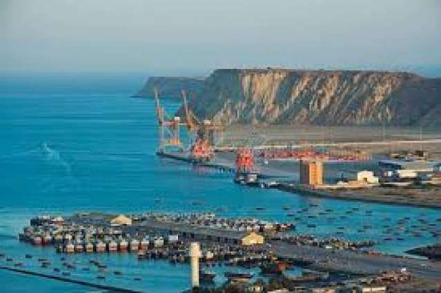 Chinese delegation reviews development projects in Gwadar