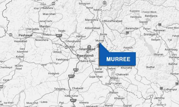 4 robbers arrested from Murree