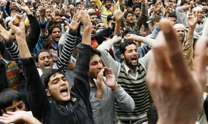 AJK expresses solidarity with IOK in their struggle for freedom