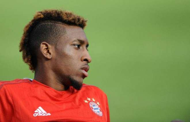 Football: Bayern's Coman suffers injury in training