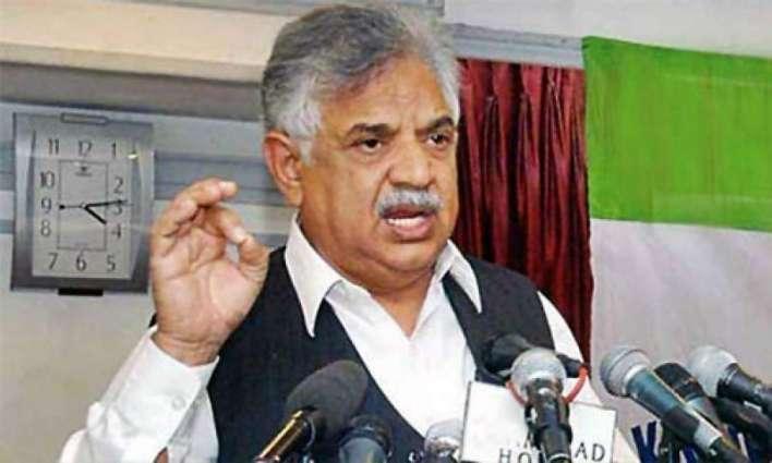 KP governor condoles loss of lives in mine blast of KA