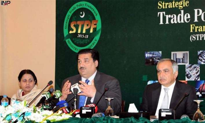 Commerce ministry initiates consultative process to implement STPF 2015-18