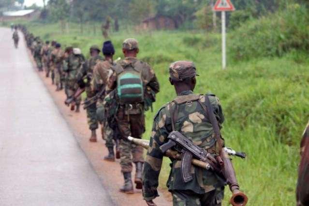 One shot dead at protest over DR Congo massacre