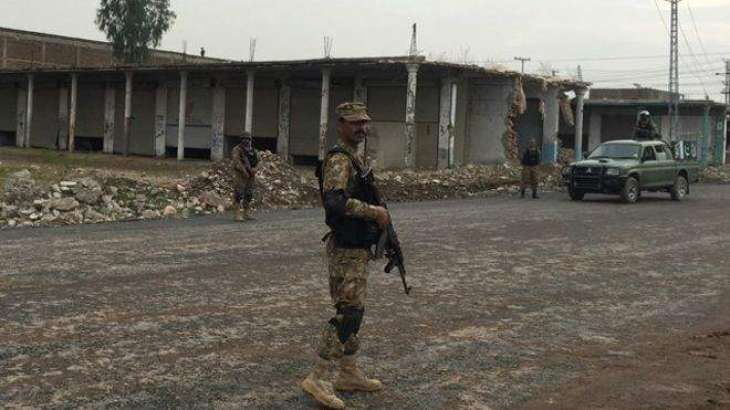 خیبر ایجنسی وچ افغان سرحد نیڑے بارودی سرنگ دے دھماکے وچ 2 فوجی جوان شہید، 2 زخمی