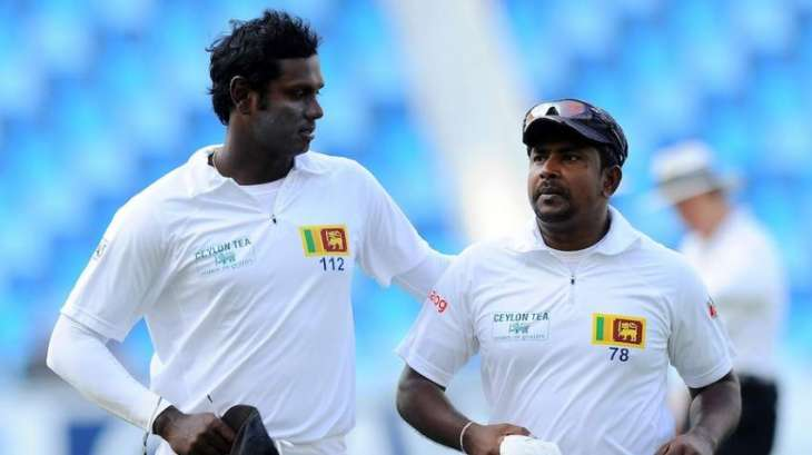 Cricket: Mathews hails Herath, Lanka's one-legged hero