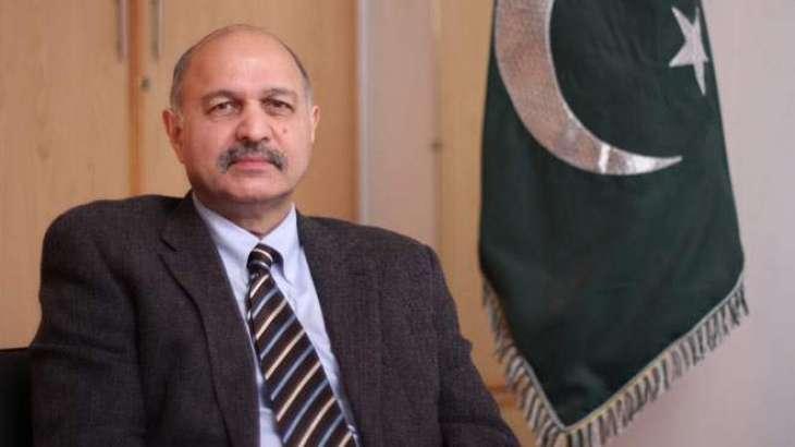 Mushahid-led delegation arrives in Turkey