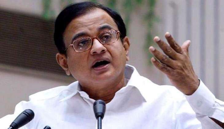 Chidambaram blames Modi's statement for IOK unrest