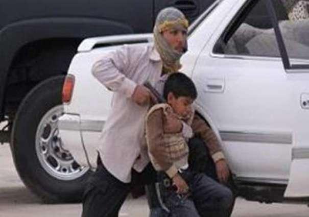 رحیم یار خان توں اغواء تھیونڑ آلا بال اغواء کاراں دے چنگل توں بھج آیا،پولیس آپنڑے حوالے کر گھدا