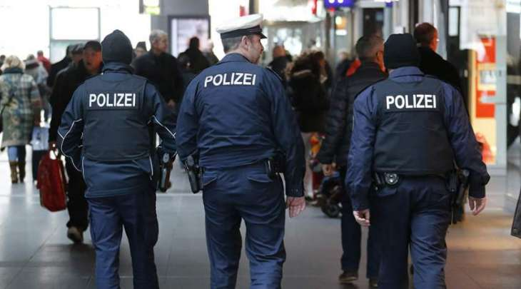German police arrest man over suspected bomb plot