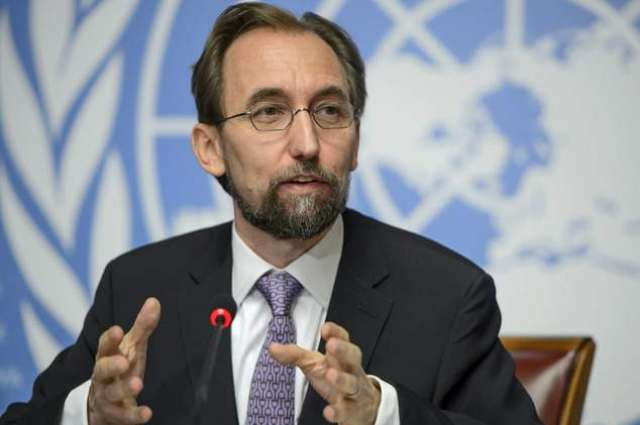UN rights chief urges India, Pakistan to grant observers access to Kashmir