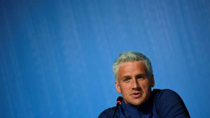 Brazilian police remove two US swimmers from airplane: USOC