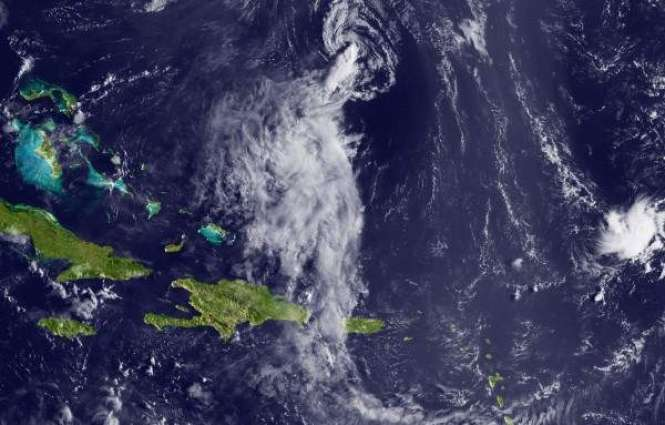 Tropical Storm Fiona forms in Atlantic