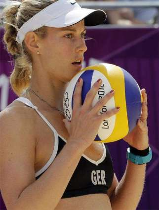 Olympics: Mind trick helps Germans to beach volleyball gold