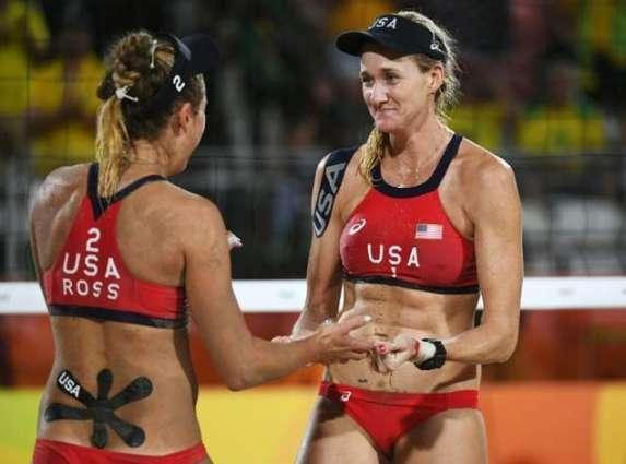 Olympics: Beach volleyball legend puts retirement talk on ice