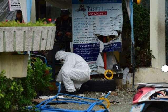 15 Thai tourist blast suspects in military detention: junta