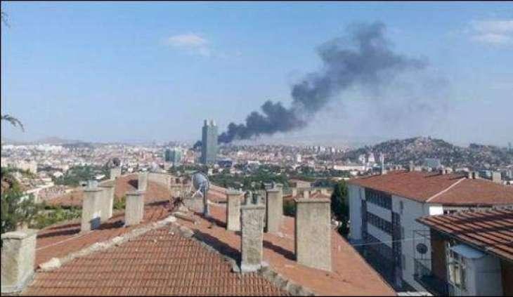 Turkey shook again, 3 killed and 40 injured in blast