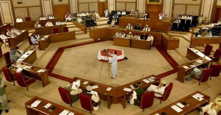 Balochistan Assembly body meeting on Aug 19